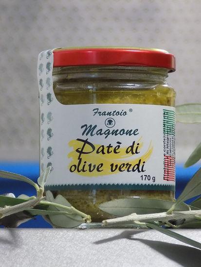 Immagine di Patè di olive verdi