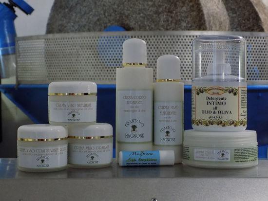 Immagine di Cosmetici a base di olio extravergine di oliva