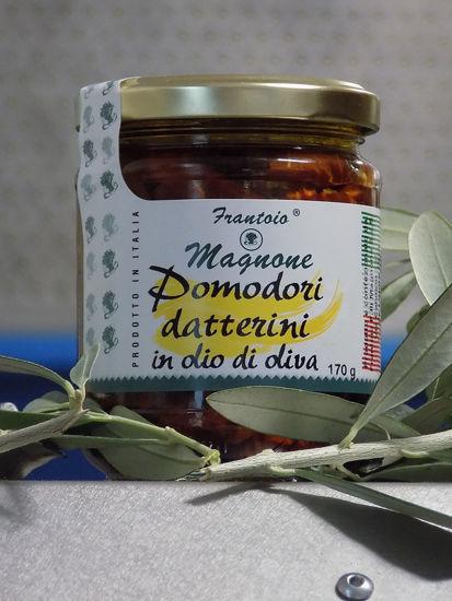 Immagine di Pomodori datterini essiccati