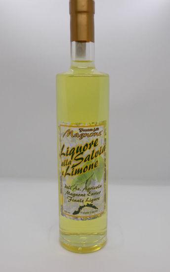 Immagine di Liquore alla salvia e limone